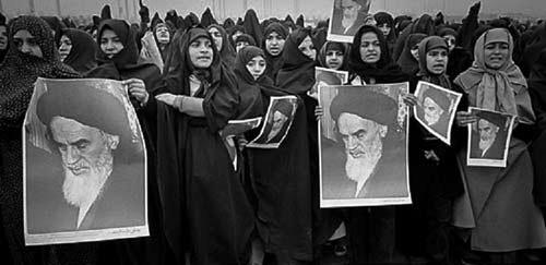 تاریخچه حجاب در ایران - انقلاب اسلام