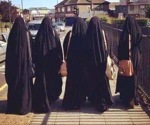 مسئله حجاب ، عکس محجبه