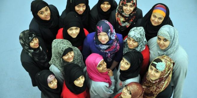حجاب در غرب