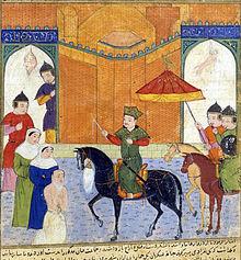 تاریخچه-حجاب-در-ایران-بعد-از-اسلام-منسوب-به-دوره-خوارزمشاهیان-hi-hijab.com