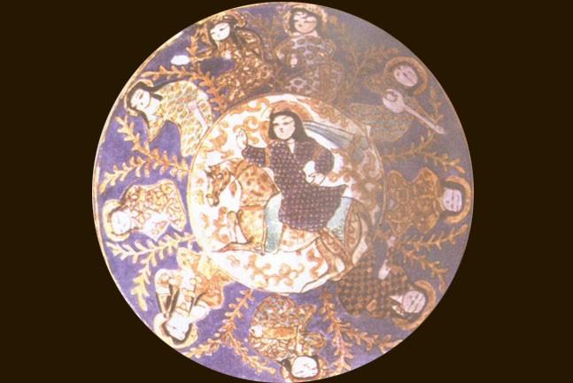 تاریخچه-حجاب-در-ایران-قرن7-سلجوقیان-خوارزمشاهیان