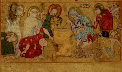تاریخچه-حجاب-در-ایران-کتاب-التریاق-زنی-با-پوشیه