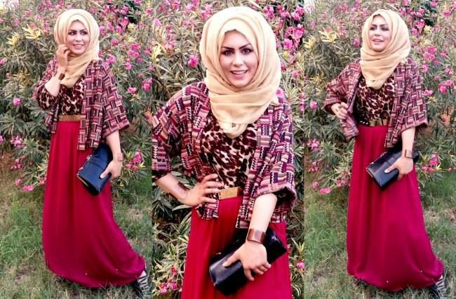 حجاب-درلبنان-شال