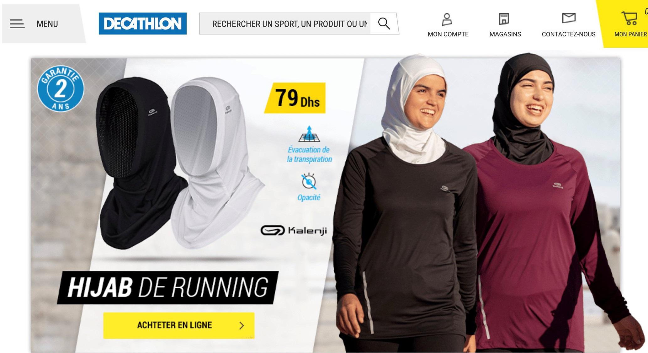 حجاب در فرانسه1