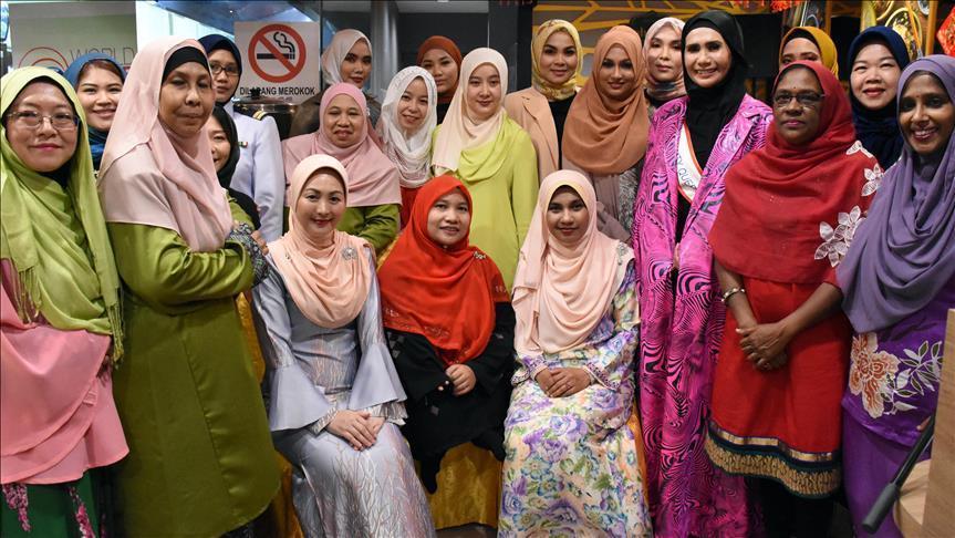 حجاب-در-مالزی