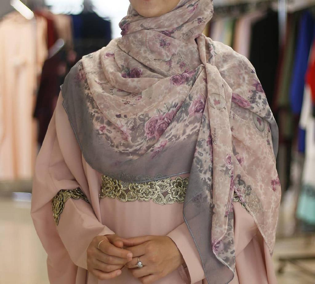 حجاب-زیبا-بستن-روسری
