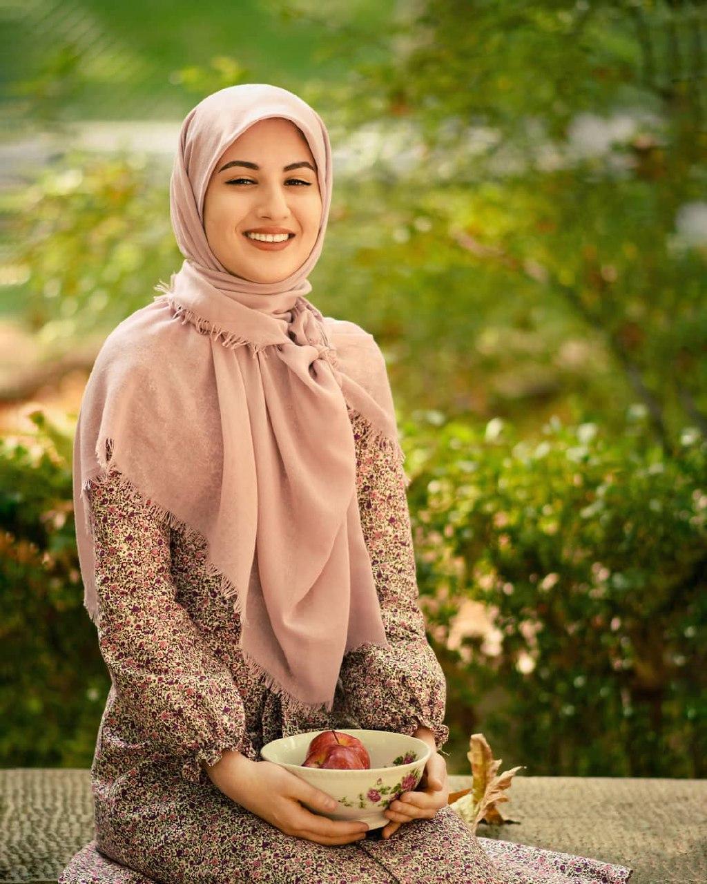 حجاب-زیبا-مانتویی