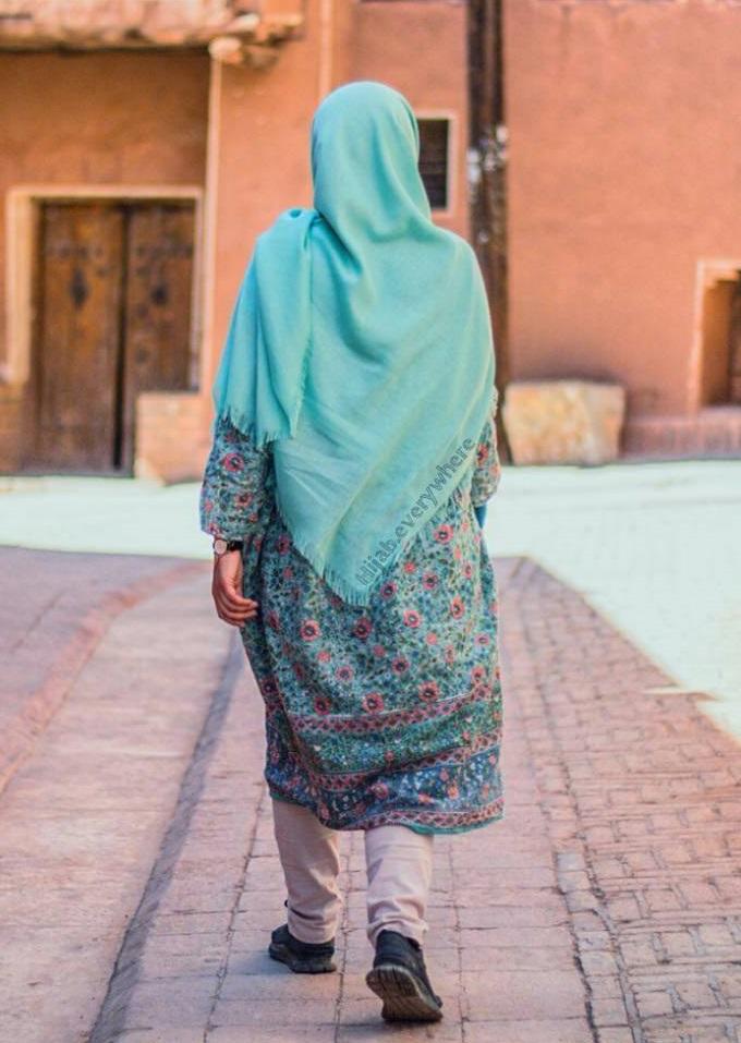 حجاب-زیبا-مانتو-روسری