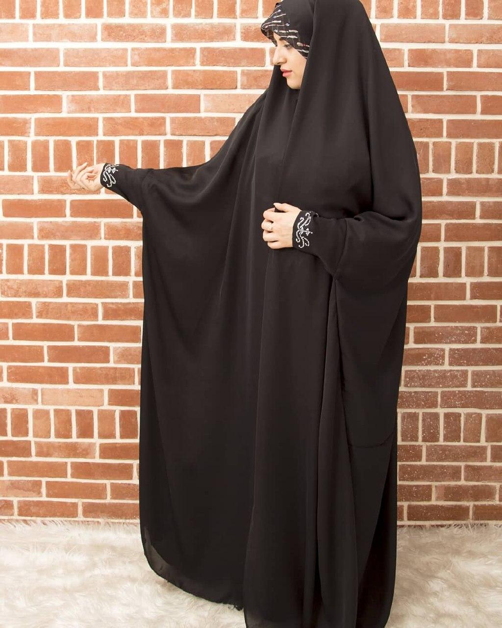 حجاب-زیبا-چادر-دانشجویی