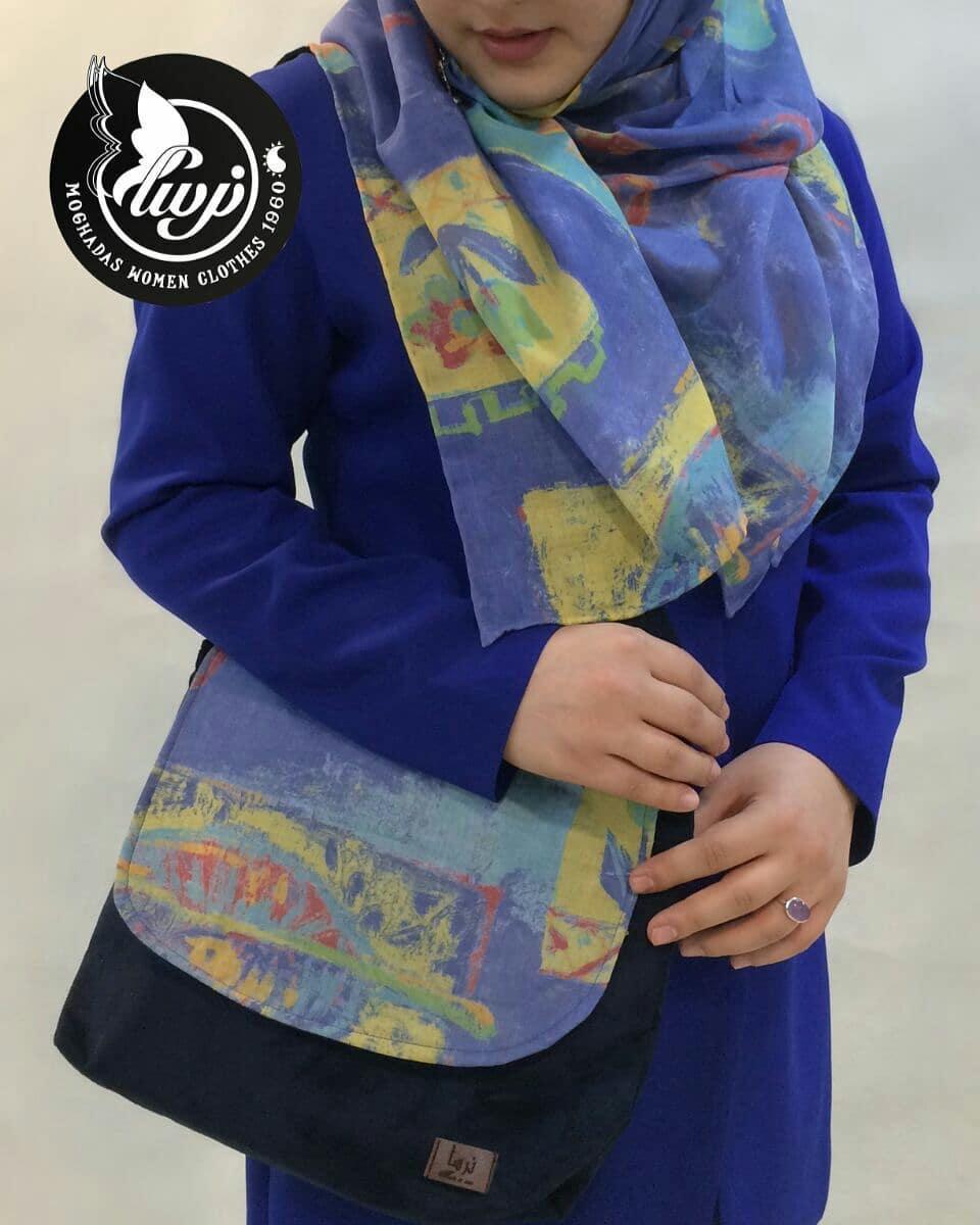 ست-روسری-کیف-حجاب-زیبا