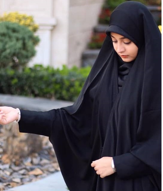 چادر-بحرینی-انواع-چادر-مشکی