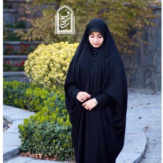 چادر-بحرینی-انواع-چادر-مشکی2