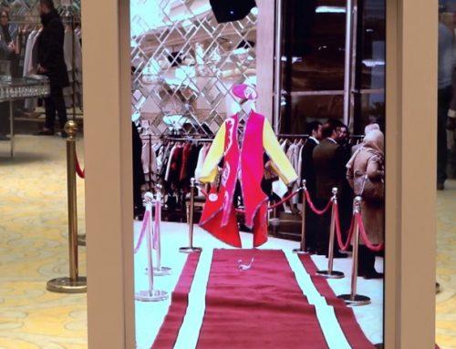 استفاده از هوش مصنوعی در صنعت پوشاک