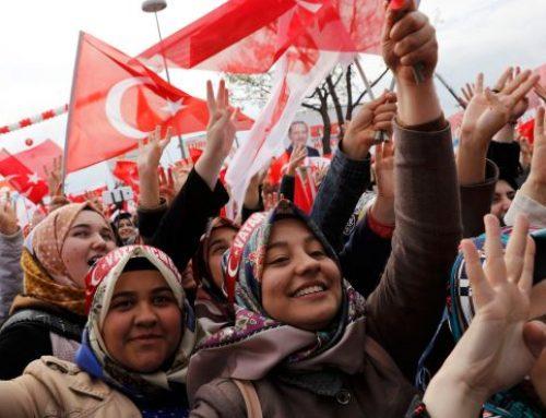 حجاب استایل در ترکیه + عکس