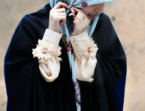 چگونه حجاب زیبایی داشته باشیم؟