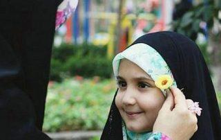 عکس-حجاب-مادرودختر-محجبه-آموزش-حجاب-به-کودکان