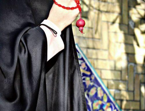 حجاب در قرآن : پوشیدن حجاب یعنی این زن نجیب است به او کار نداشته باشید!