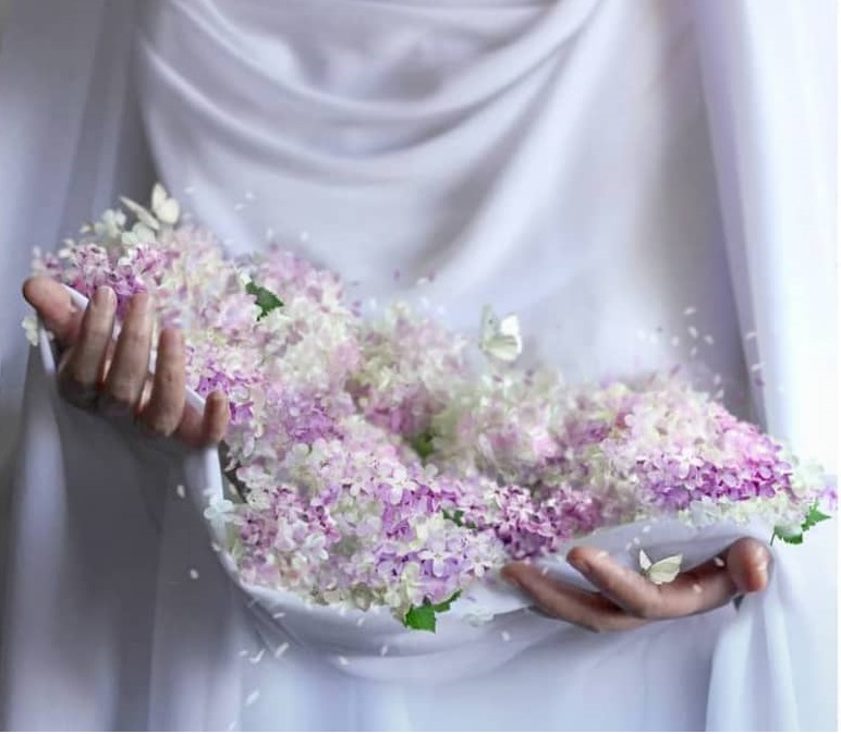 عکس-حجاب-چادر-سفید