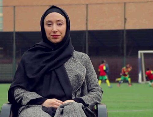 مربی ایرانی_آمریکایی فوتبال: باحجاب هم میتوان برنده شد!