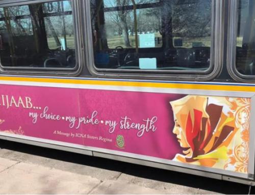 تبلیغ حجاب در کانادا: حجاب، غرور و قدرت من!