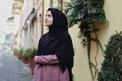 بدون توقف با موضوع حجاب 6