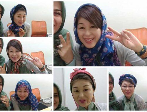 اندر احوالات روسری در ژاپن!